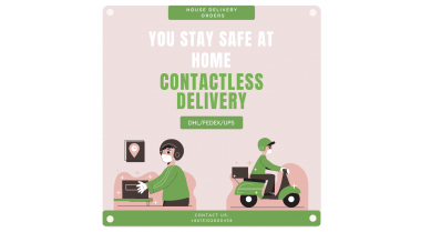 Courier Delivery Service Impact of COVID-19