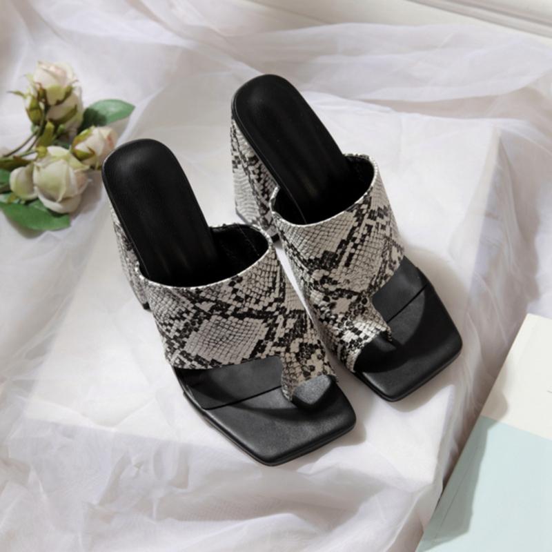 Ake Sia Stylish Women Female Mujer Fashion Casual Peep Toe